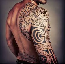 maori tattoos men