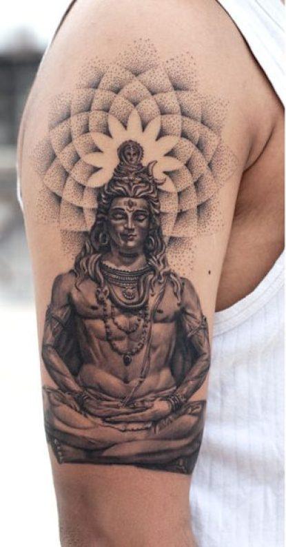Shiva Tattoos